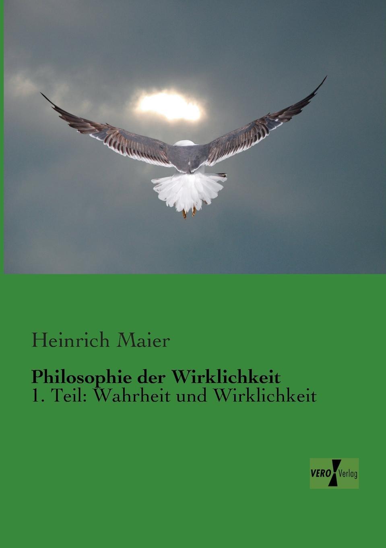 Heinrich Maier Philosophie Der Wirklichkeit lilly maier auswirkungen der zeremonialpolitik von friedrich iii