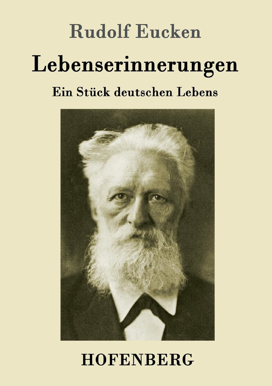 Rudolf Eucken Lebenserinnerungen недорого