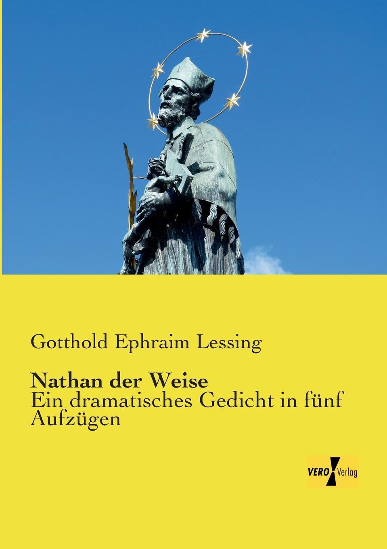 Gotthold Ephraim Lessing Nathan Der Weise недорого