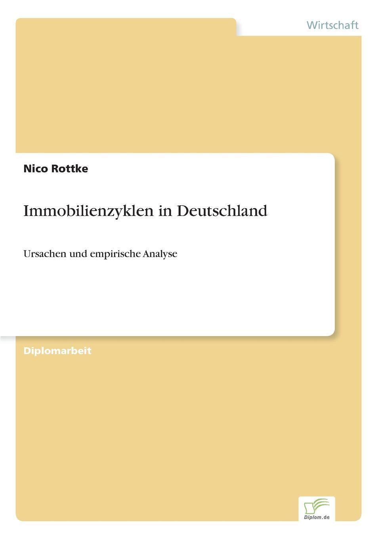 Immobilienzyklen in Deutschland Inhaltsangabe:Einleitung:Auf dem Frankfurter Broflchenmarkt...