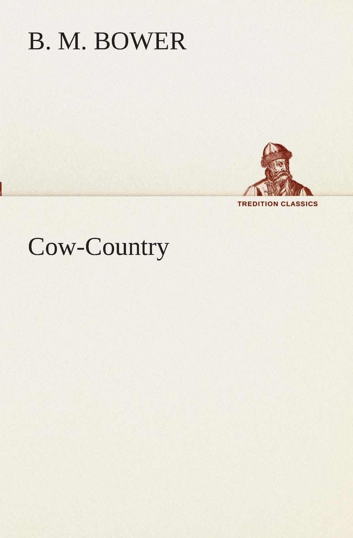 B. M. Bower Cow-Country b shelves