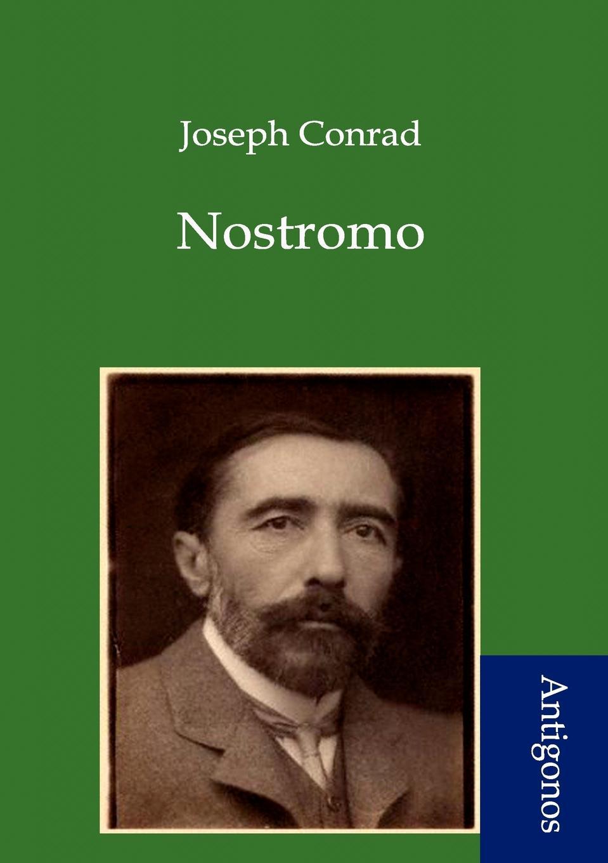 Joseph Conrad Nostromo hugh walpole joseph conrad