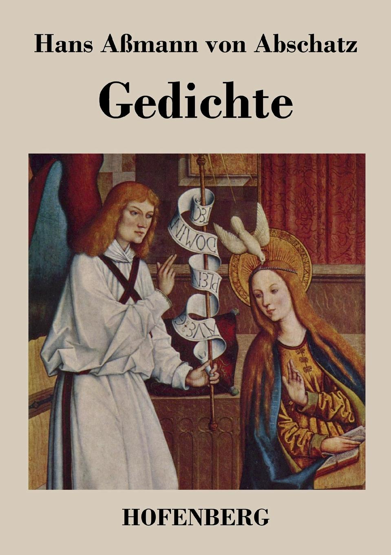 Hans Aßmann von Abschatz Gedichte цены