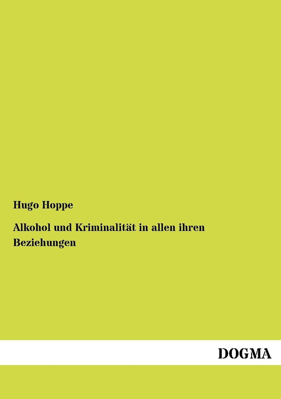 Hugo Hoppe Alkohol und Kriminalitat in allen ihren Beziehungen jan hoppe fouriertransformation und ortsfrequenzfilterung protokoll zum versuch