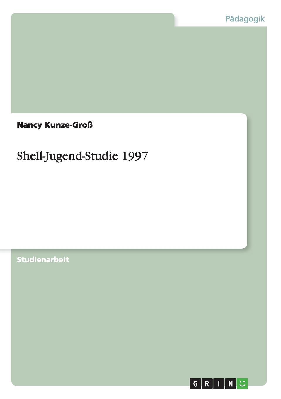 Shell-Jugend-Studie 1997