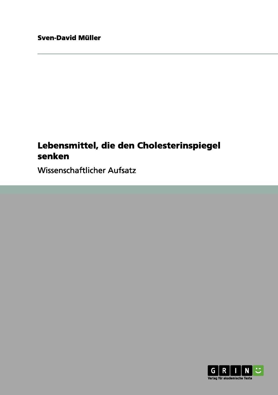 Sven-David Müller Lebensmittel, die den Cholesterinspiegel senken sven david m ller sven david muller die rolle der ernahrung bei morbus crohn und colitis ulcerosa