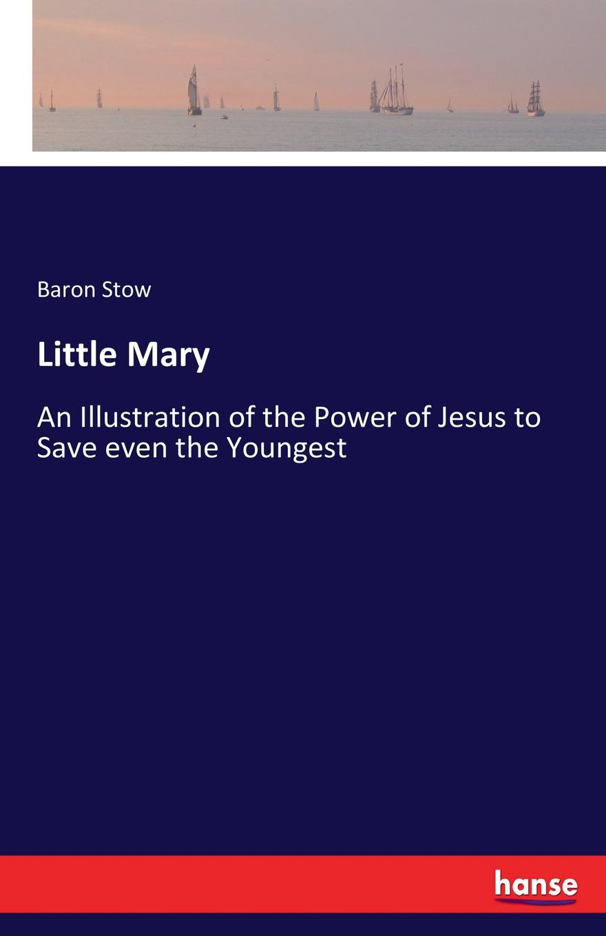 Baron Stow Little Mary wade mary hazelton blanchard our little cuban cousin