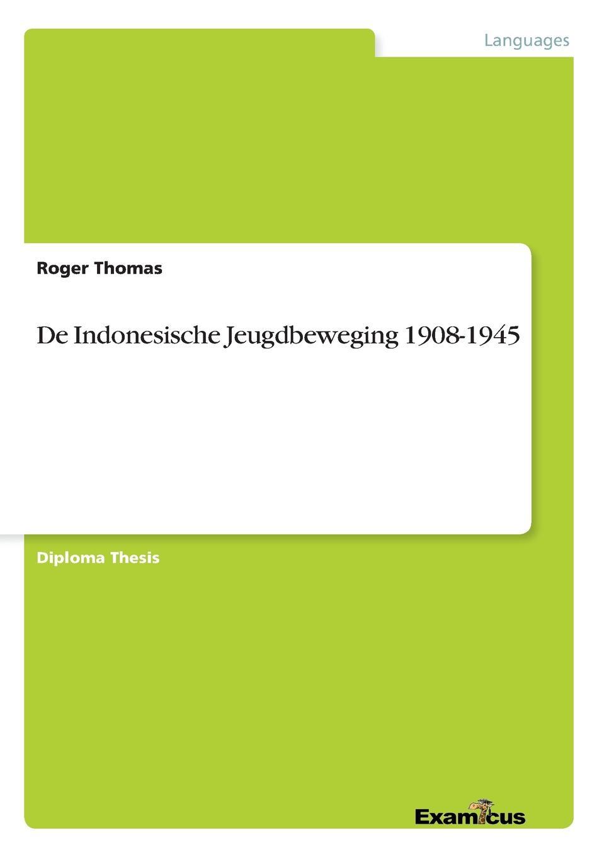 Roger Thomas De Indonesische Jeugdbeweging 1908-1945 ilj boot invloeden op de beslissing van outsourcen in het mkb