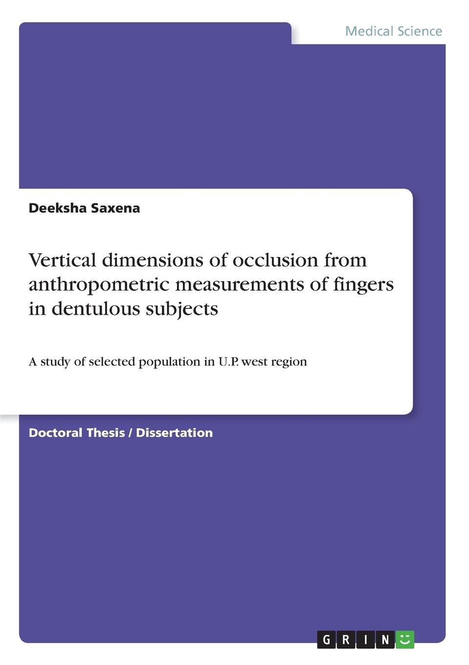 Deeksha Saxena Vertical dimensions of occlusion from anthropometric measurements of fingers in dentulous subjects 09 vertical single joint potentiometer b50k handle length 17mm