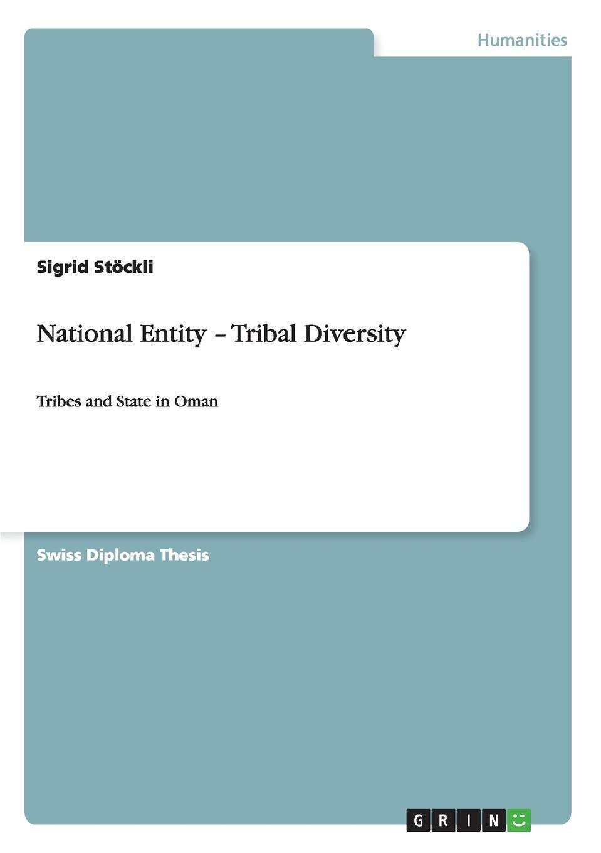 Sigrid Stöckli National Entity - Tribal Diversity new female tribes