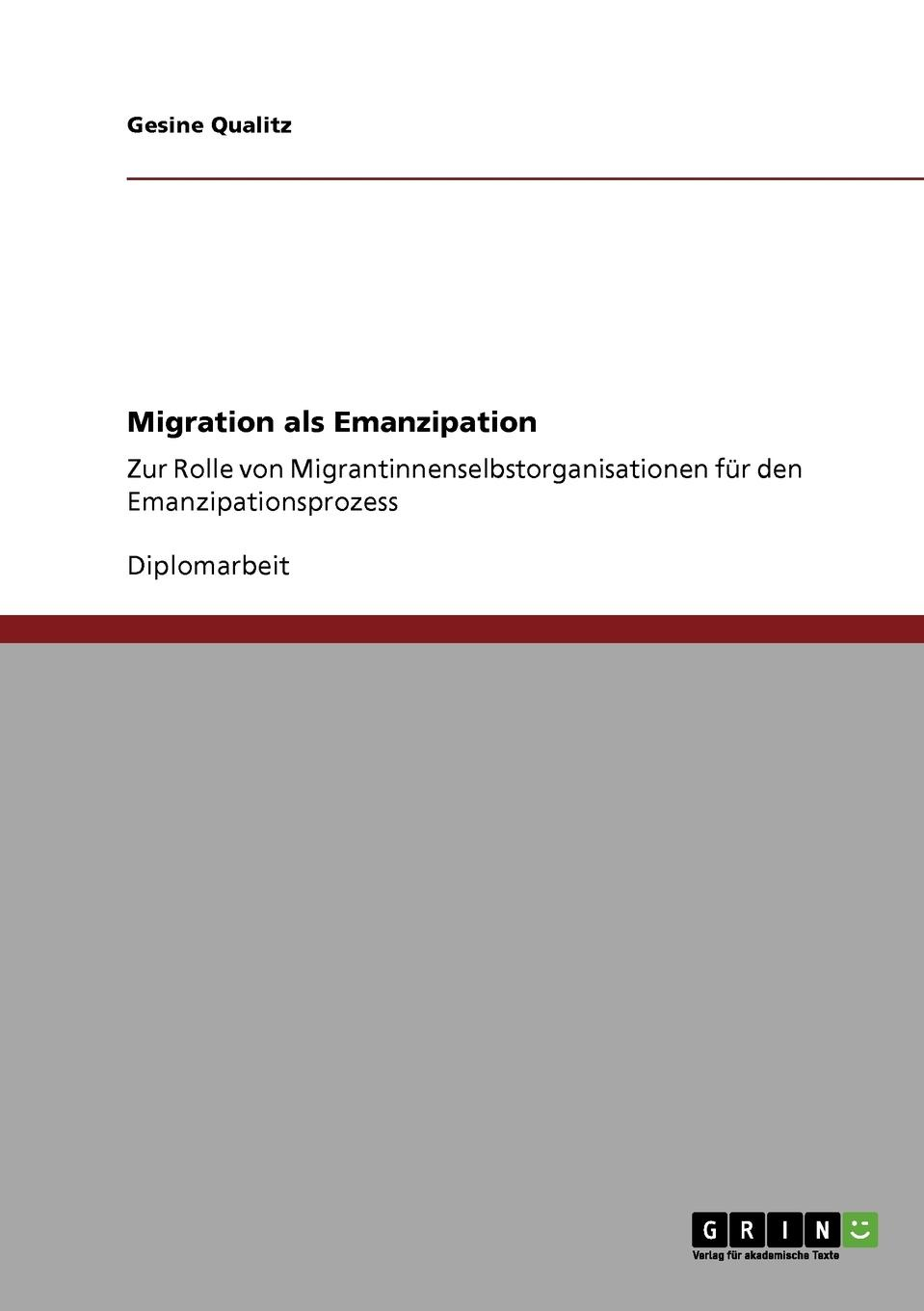 Gesine Qualitz Migration als Emanzipation ekaterina redkov lebenslagen alterer migrantinnen und migranten in deutschland