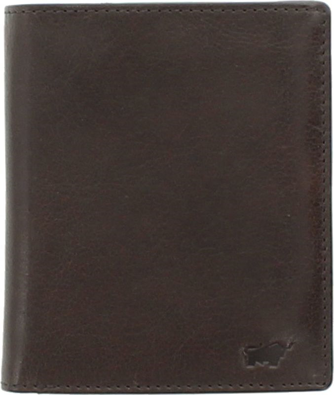 Кошелек мужской Braun Buffel Arezzo Rfid North Coin Wallet 8Cs, 81442, коричневый cross ox case with genuine leather wallet men s wallet and coin purse wl107
