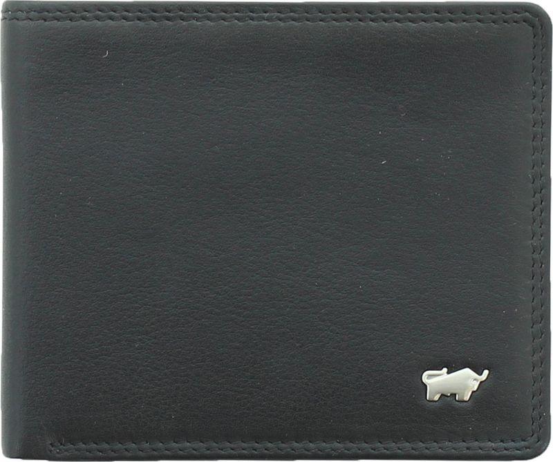 Кошелек мужской Braun Buffel Golf 2.0 Card Wallet 8Cs, 90337, черный 2018 men long wallet zipper id credit card holder bifold purse top brand clutch wallet pockets promotion gift