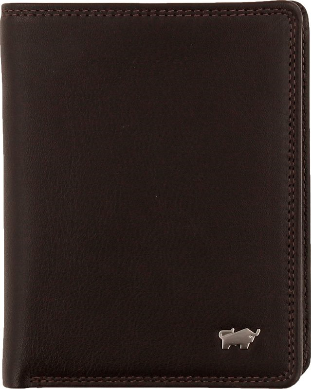 Кошелек мужской Braun Buffel Golf 2.0 North Coin Wallet 7Cs, 90443, коричневый cross ox case with genuine leather wallet men s wallet and coin purse wl107