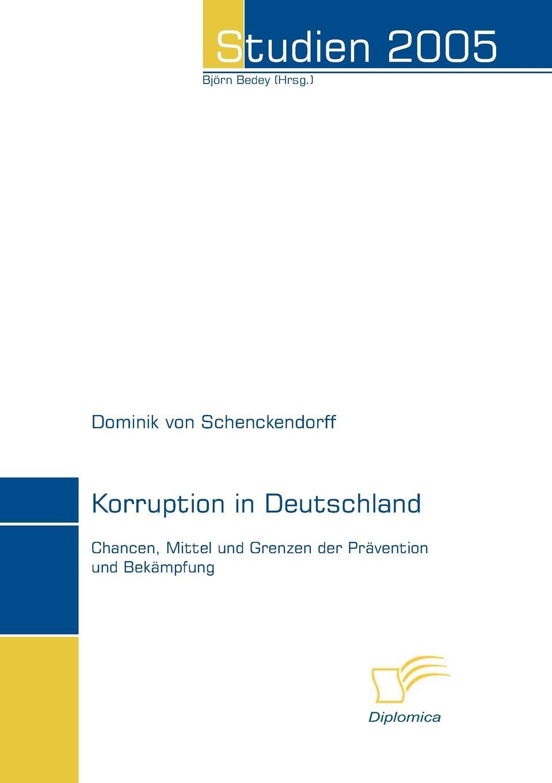 Korruption in Deutschland Korruption und Bestechung,Р?mterpatronage und illegale Parteispende...