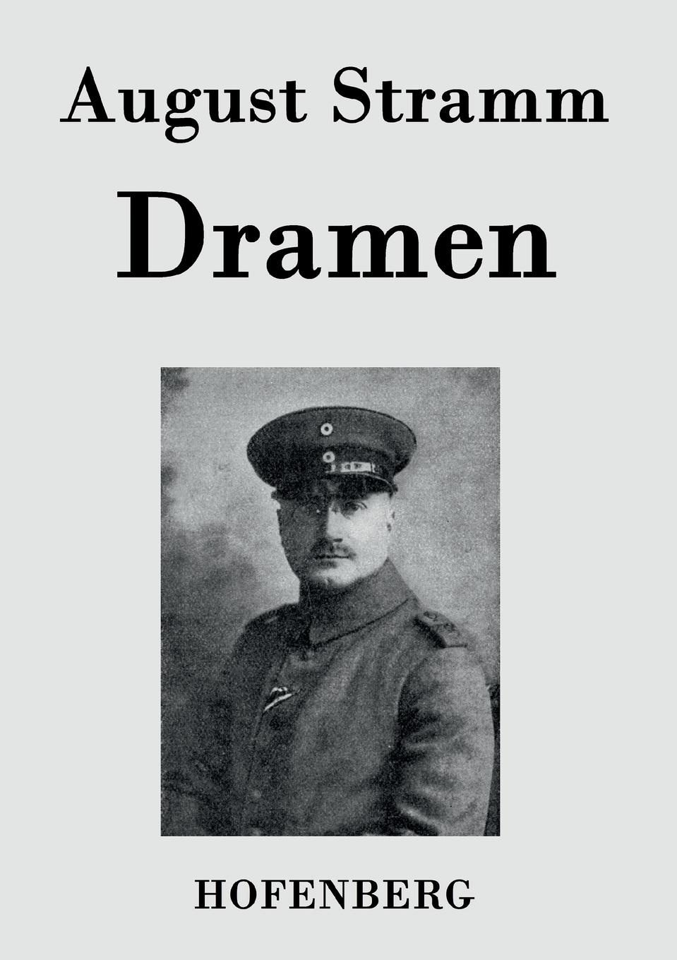 August Stramm Dramen wingenfelder berlin