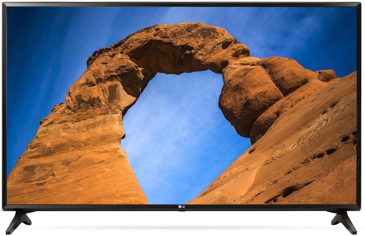 Телевизор LG 49LK5910PLC 49, серебристый