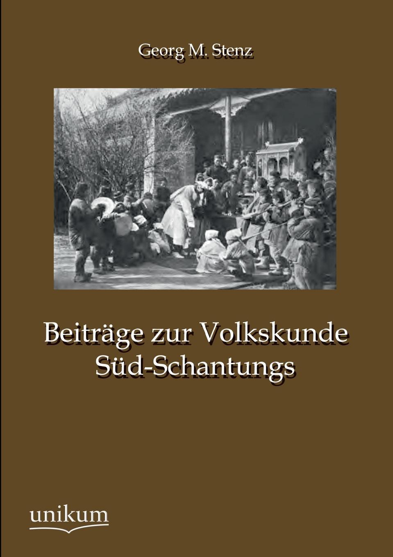 Georg M. Stenz Beitrage Zur Volkskunde Sud-Schantungs michael obst darstellung der moglichkeiten eines arbeitgebers zur beendigung seiner tarifbindung und schaffung von neuregelungen mit den arbeitnehmern