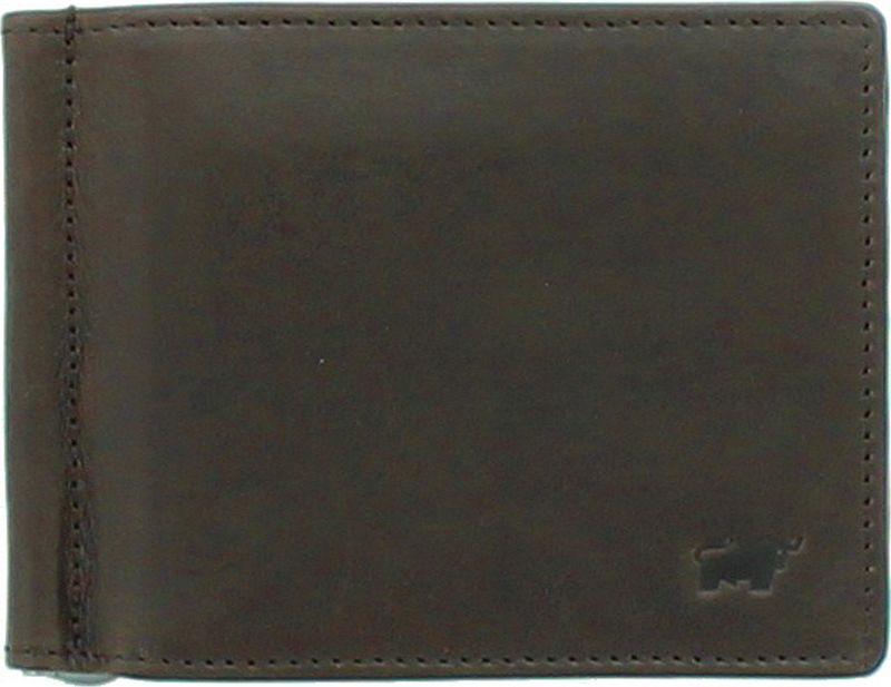 Зажим для денежных банкнот мужской Braun Buffel Arezzo Rfid Dollarclip 8Cs, 81435, коричневый sica 4d0 8cs 4 ohm
