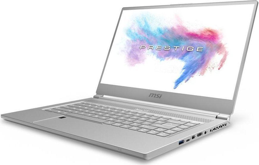 Ноутбук MSI P65 Creator 8SE 9S7-16Q412-272, серебристый