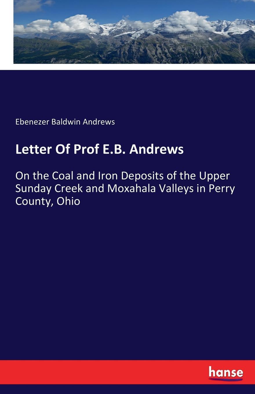 Ebenezer Baldwin Andrews Letter Of Prof E.B. Andrews andrews k the immortal iron fists