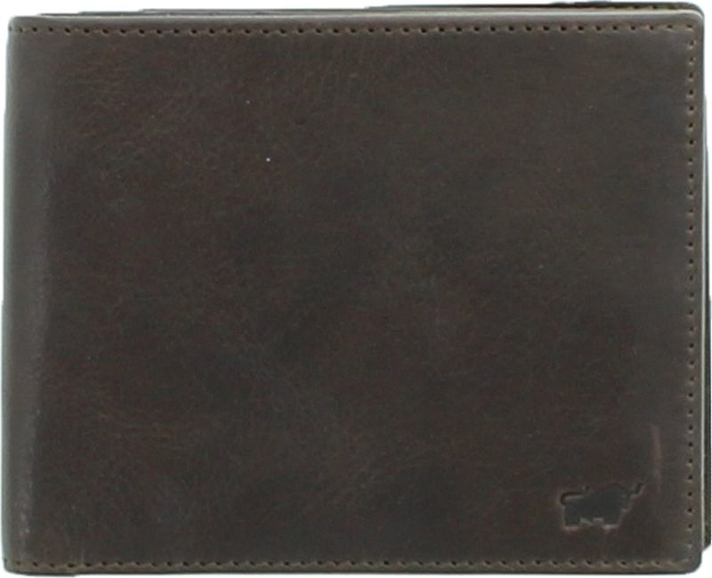 Кошелек мужской Braun Buffel Arezzo Rfid Coin Wallet 12Cs, 81438, коричневый cross ox case with genuine leather wallet men s wallet and coin purse wl107