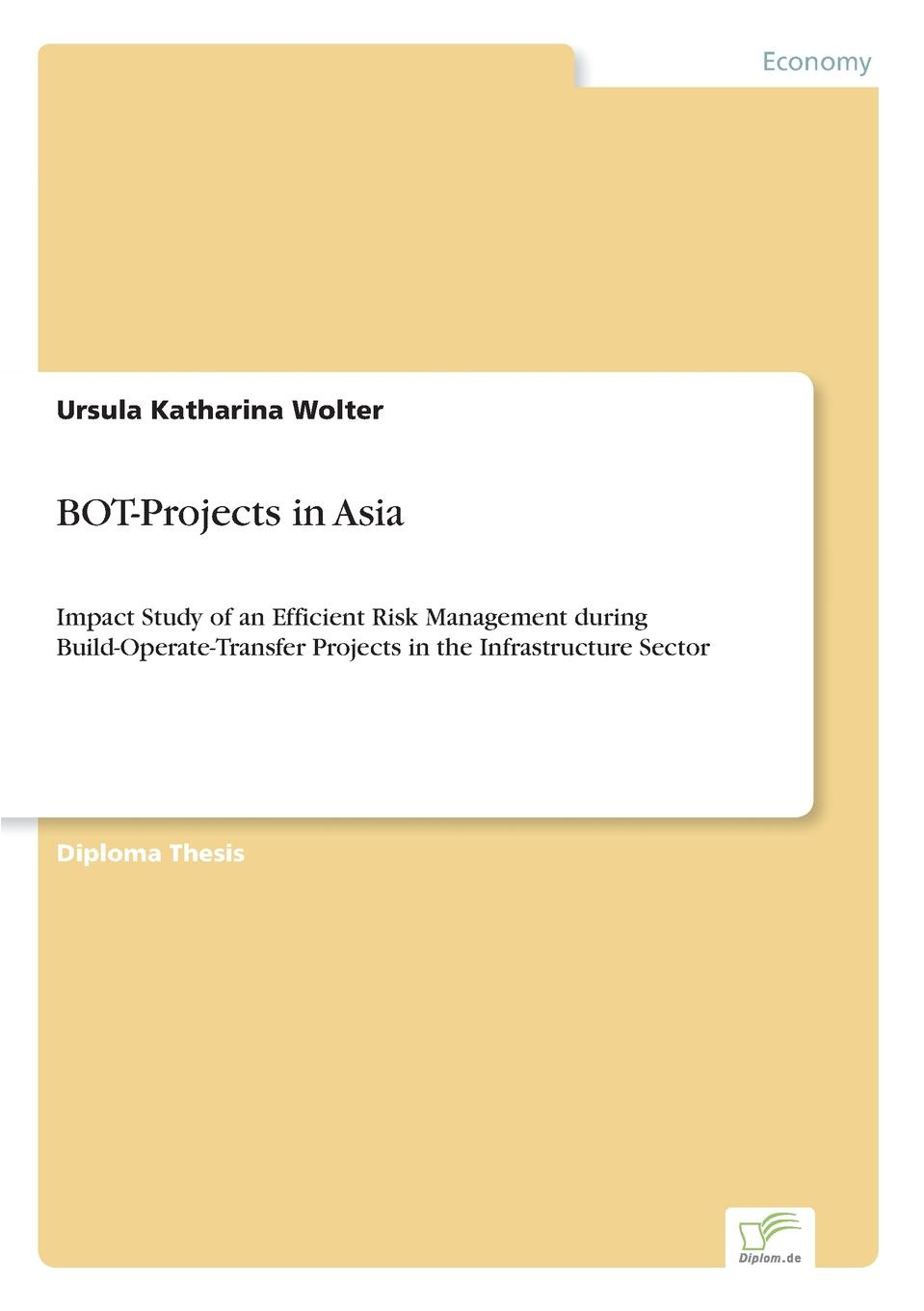 Ursula Katharina Wolter BOT-Projects in Asia недорго, оригинальная цена