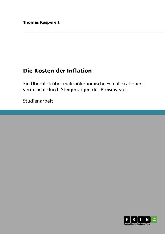 Thomas Kaspereit Die Kosten der Inflation carsten siebert die charta als ausgangspunkt des volkerrechtlichen menschenrechtsschutzes