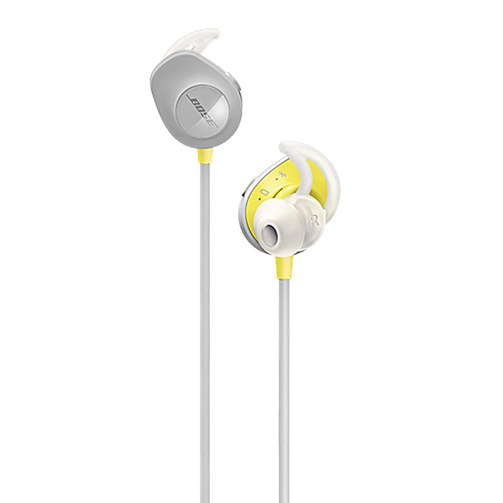 Наушники Bose SoundSport WRLS In-E, желтый цена 2017