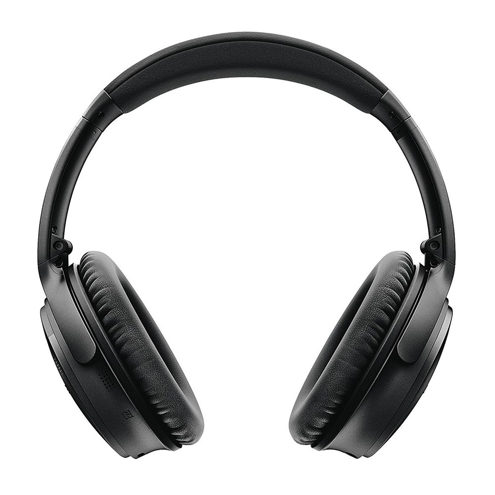 Наушники Bose QuietComfort 35 II WRLS NC Over-E, черный наушники bluetooth bose quietcomfort 35 ii wireless headphones black