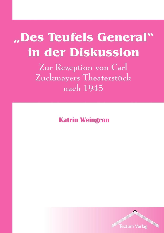 Katrin Weingran Des Teufels General in der Diskussion die elixiere des teufels