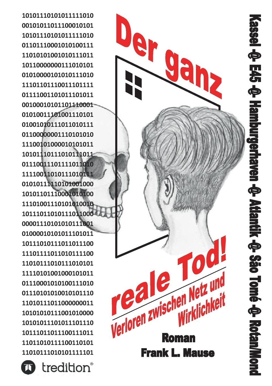 Frank L. Mause Der ganz reale Tod ботинки der spur der spur de034amwiz42