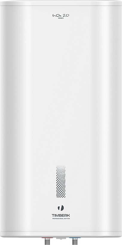 все цены на Водонагреватель накопительный Timberk FSI1, SWH FSI1 80 V, вертикальный, плоский, белый, 2000 Вт, 80 л онлайн