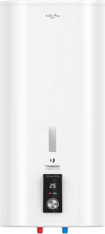 все цены на Водонагреватель накопительный Timberk FSI3, SWH FSI3 80 V, вертикальный, плоский, белый, 2000 Вт, 80 л онлайн