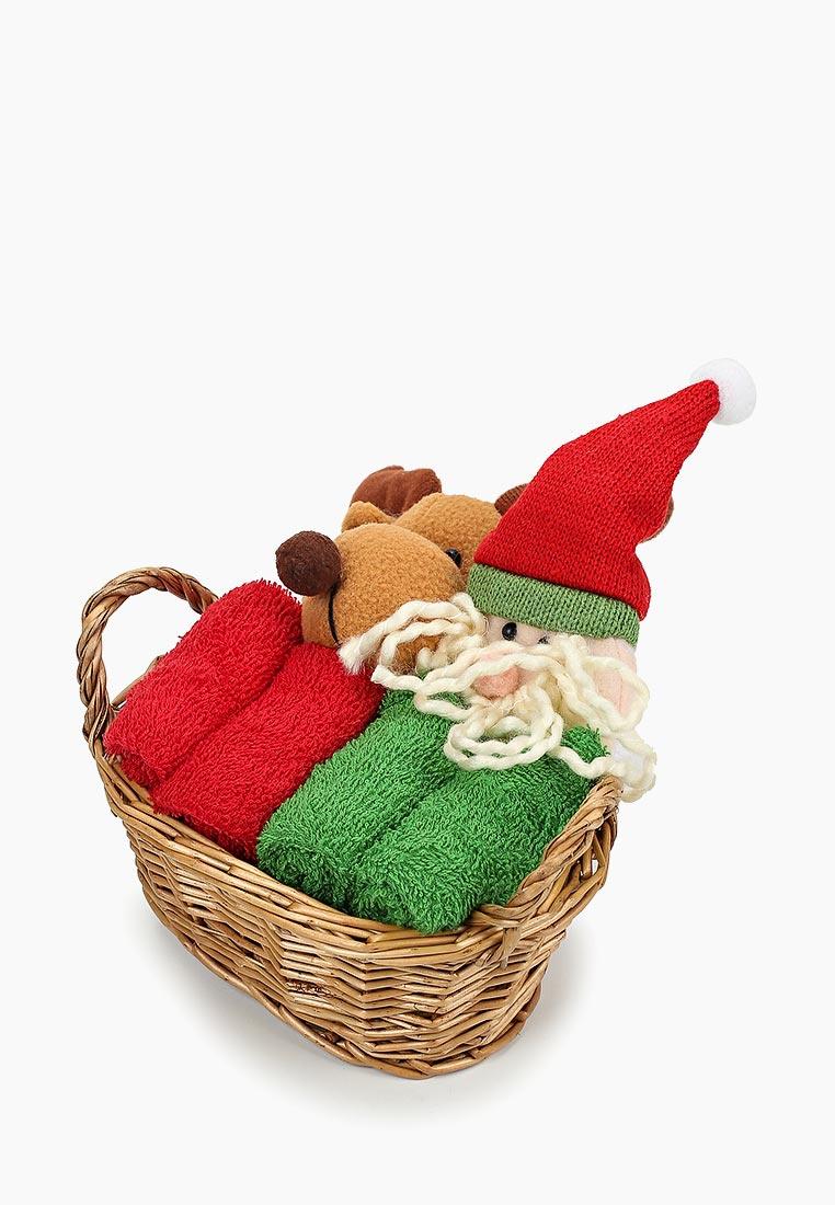 Салфетка столовая Sofi de Marko Merry Christmas, Махровая ткань набор салфеток 30х30 см sofi de marko набор салфеток 30х30 см