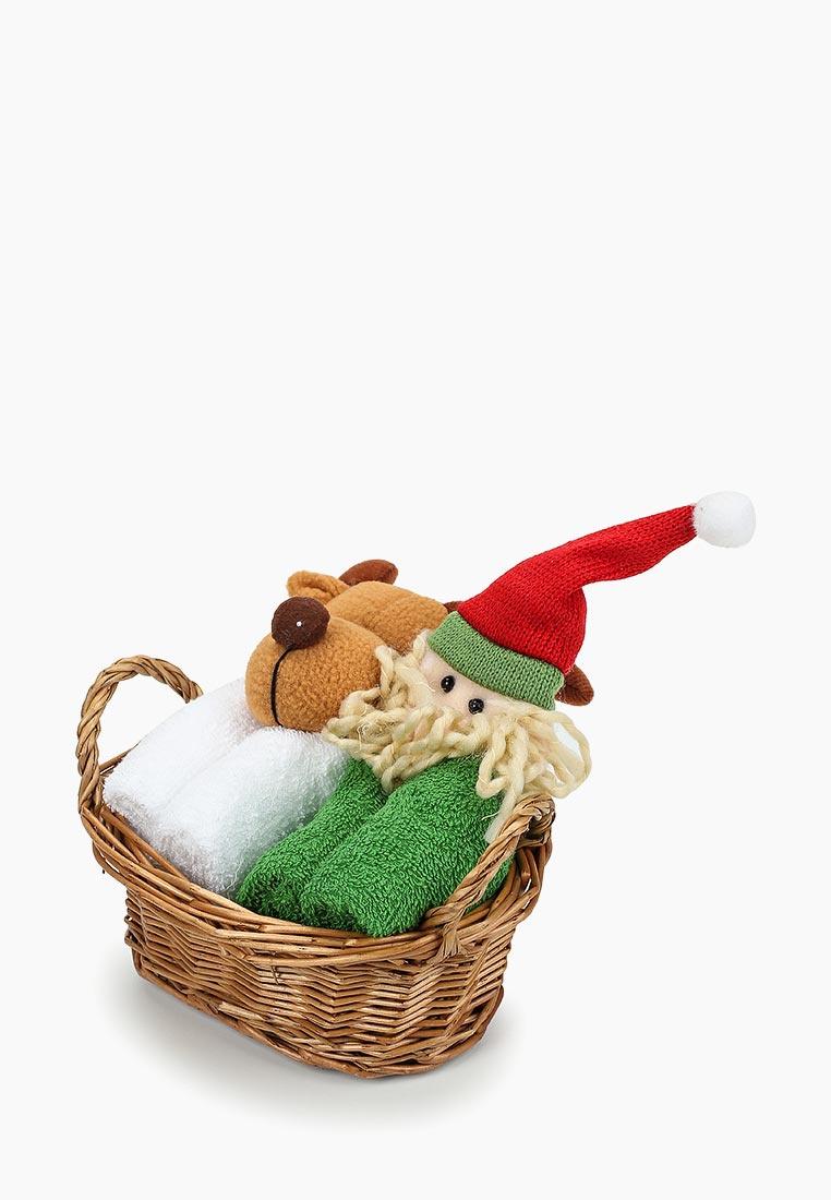Набор кухонных полотенец Sofi de Marko Merry Christmas, Махровая ткань набор салфеток 30х30 см sofi de marko набор салфеток 30х30 см