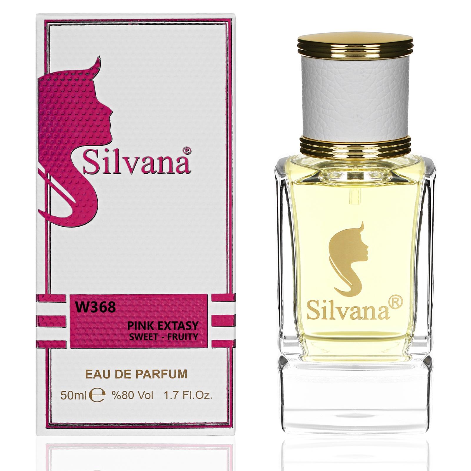 "Silvana ""PINK EXTAZY"" 50 мл"