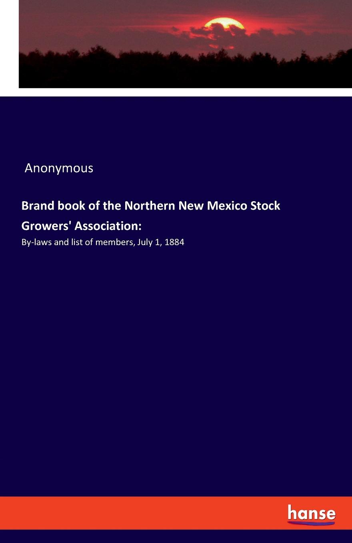 M. l'abbé Trochon Brand book of the Northern New Mexico Stock Growers. Association brand new original adda ab07005hx07kb00 dc5v 0 40a qat10 notebook fan