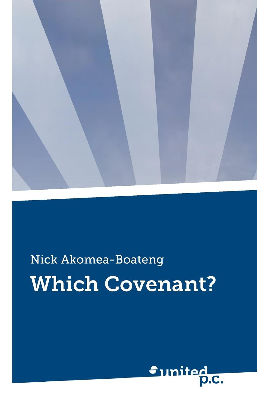 Nick Akomea-Boateng Which Covenant. lynne gleason please forward do not delete book two
