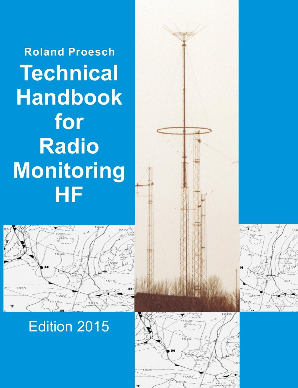 Roland Proesch Technical Handbook for Radio Monitoring HF hf 0 56 lcd digital thermostat temperature controller green 24v