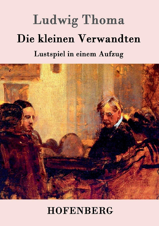 Ludwig Thoma Die kleinen Verwandten ludwig thoma die sau page 4 page 3