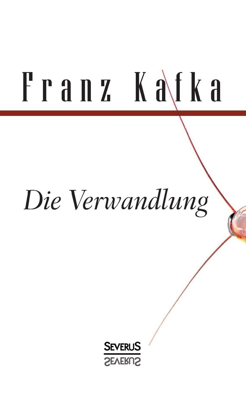 Franz Kafka Die Verwandlung цена и фото