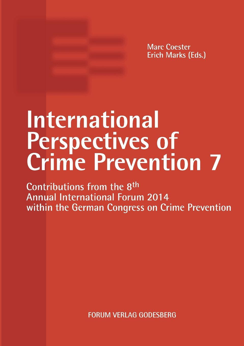 International Perspectives of Crime Prevention 7 the international dictionary of event management