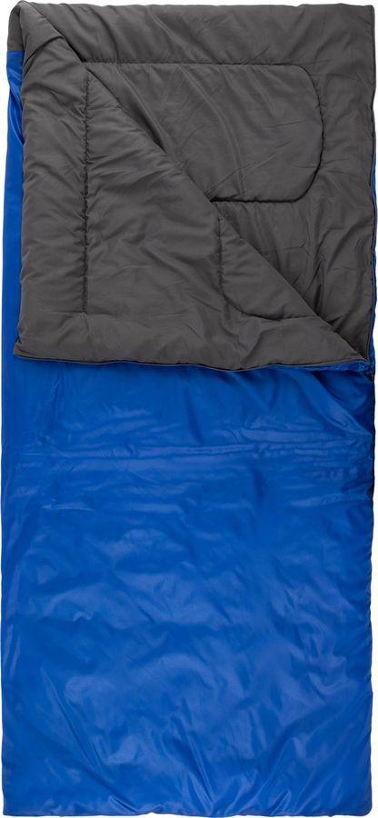 Спальный мешок Outventure Oregon T+15, S19EOUOS034-Z2, левосторонняя молния, синий, размер XL-XXL