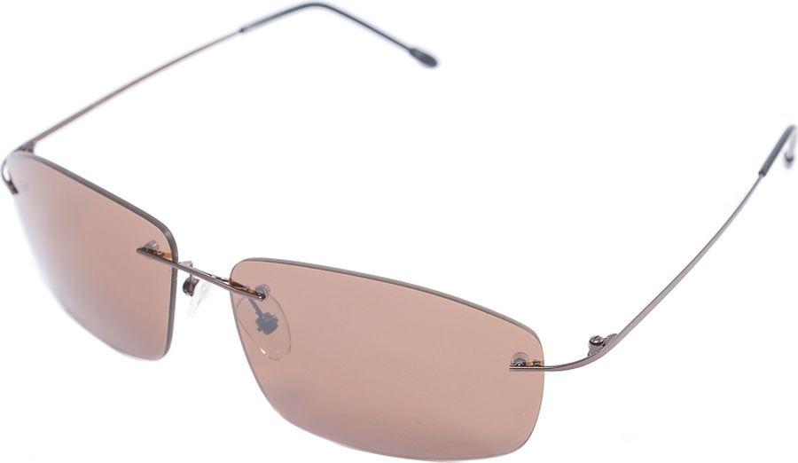 Очки солнцезащитные Mitya Veselkov, MSK-1, коричневый очки солнцезащитные mitya veselkov msk 7110