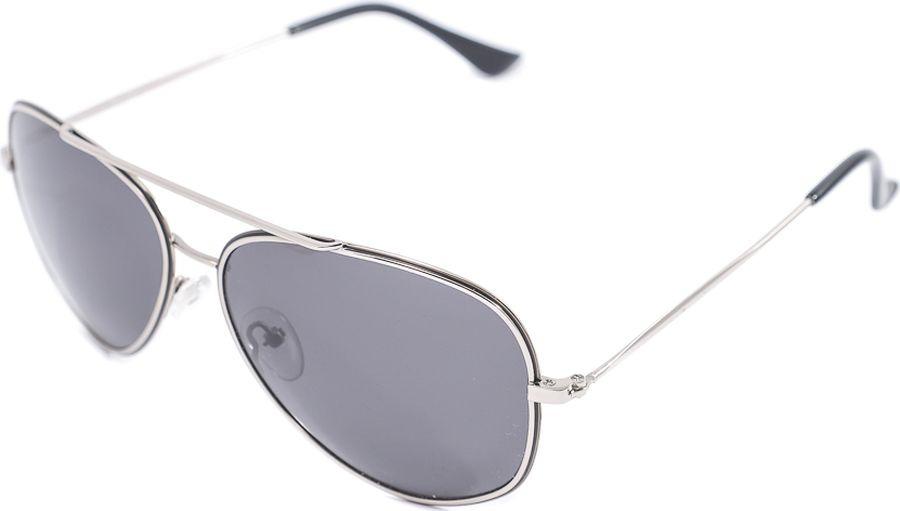 Очки солнцезащитные Mitya Veselkov, MSK-1202, серебристый очки солнцезащитные mitya veselkov msk 7110