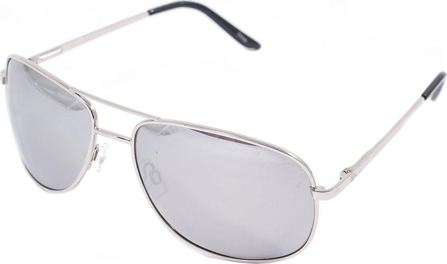 Очки солнцезащитные Mitya Veselkov, MSK-1714, серебристый очки солнцезащитные mitya veselkov msk 7110