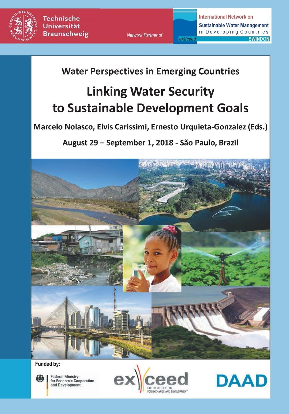 Linking Water Security to the Sustainable Development Goals voeller john g water safety and water infrastructure security