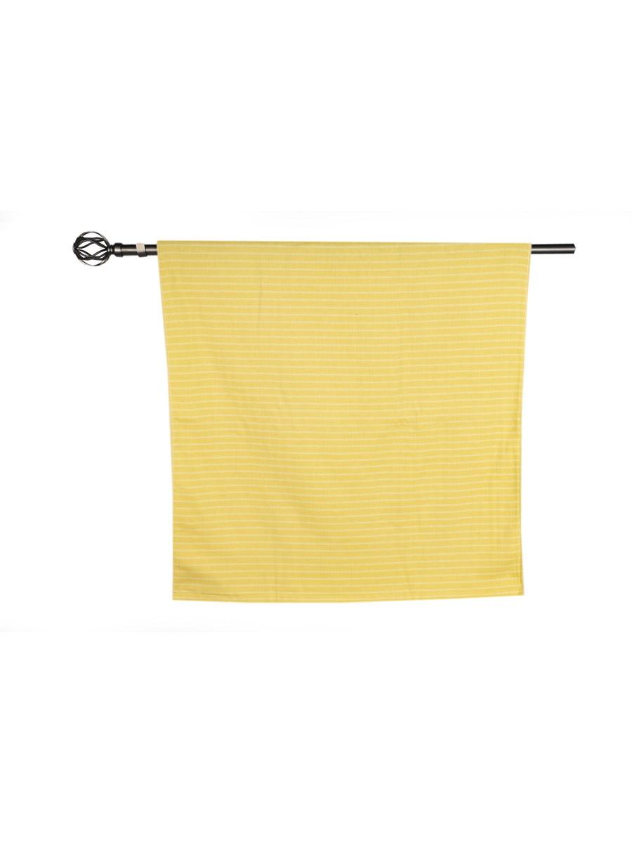 Полотенце банное Grand Stil Пастила, размер 65*135, N17-198b, желтый