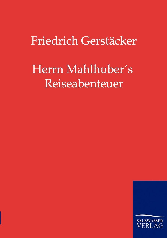Friedrich Gerstäcker Herrn M Reiseabenteuer